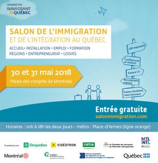 Le Salon de l'immigration et de l'intégration au Québec